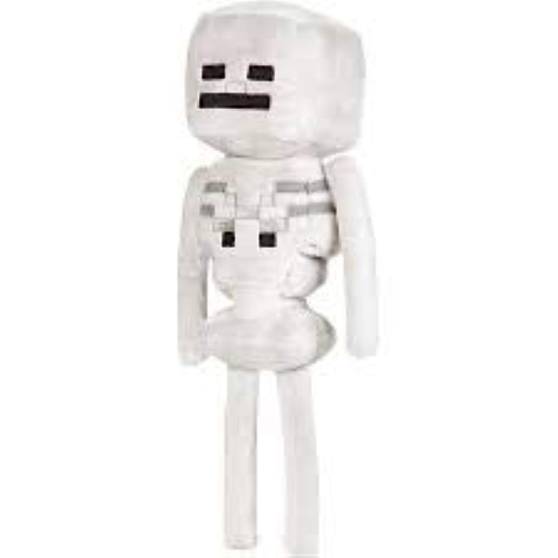 Minecraft (マインクラフト) Skeleton スケルトン ぬいぐるみ/33cm [並行輸入品]