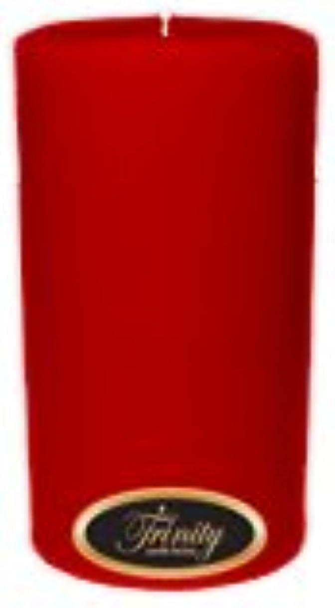 殺人ある起きろTrinity Candle工場 – ザクロ – Pillar Candle – 3 x 6
