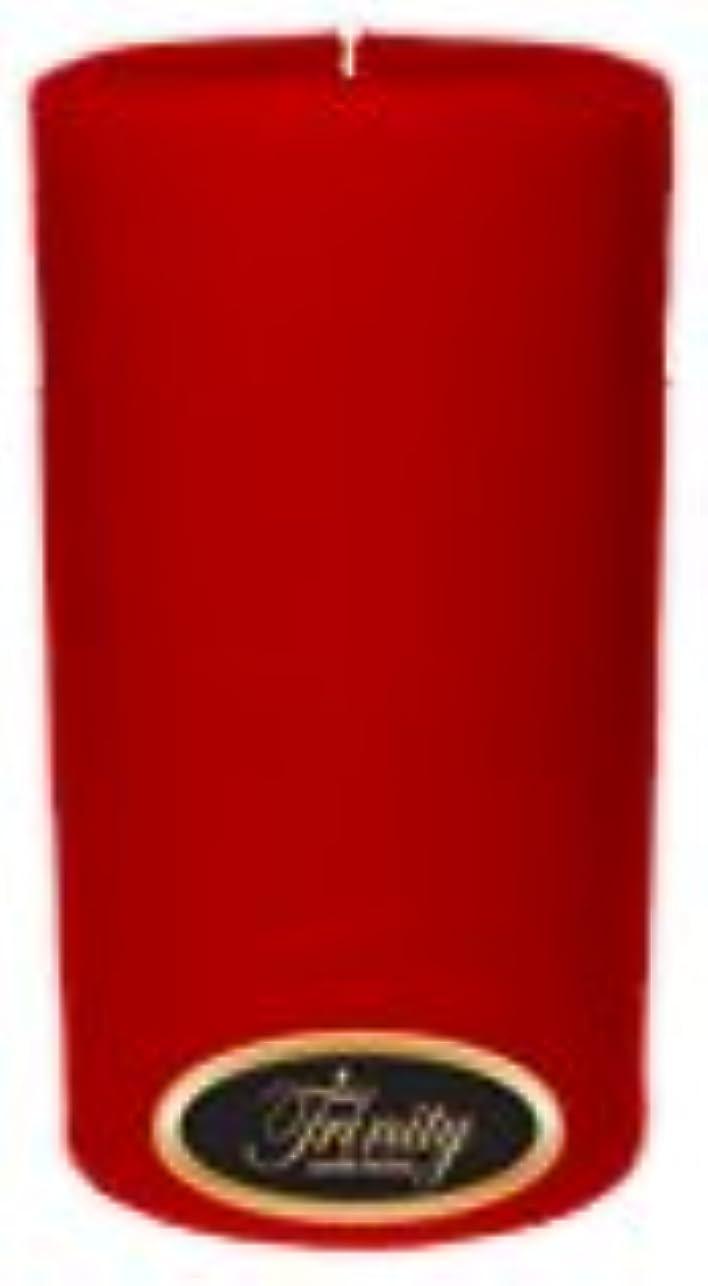 乗って敬礼横たわるTrinity Candle工場 – ザクロ – Pillar Candle – 3 x 6
