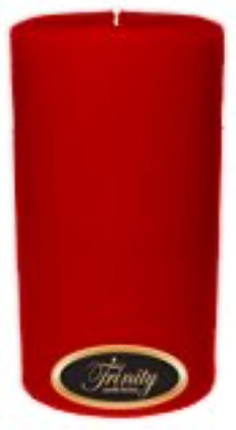 技術的な過剰れるTrinity Candle工場 – ザクロ – Pillar Candle – 3 x 6