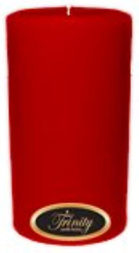 特派員川起きるTrinity Candle工場 – ザクロ – Pillar Candle – 3 x 6
