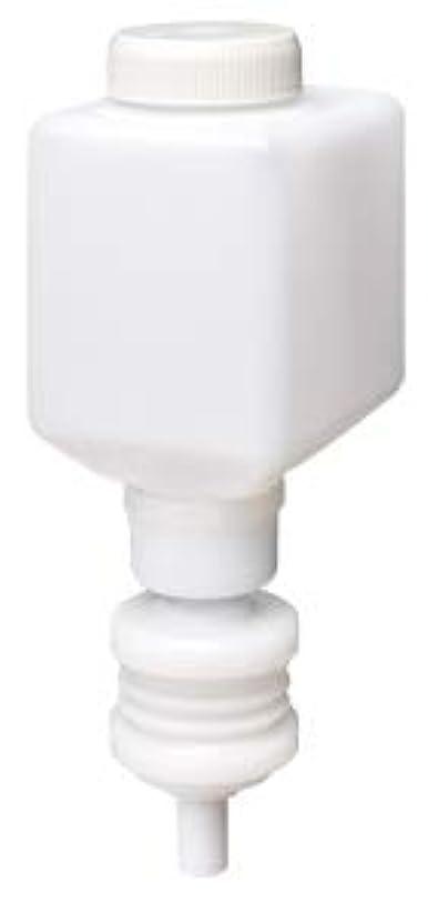 オンいちゃつく長方形サラヤ カートリッジボトル 石けん液泡タイプ用 250ml MD-300