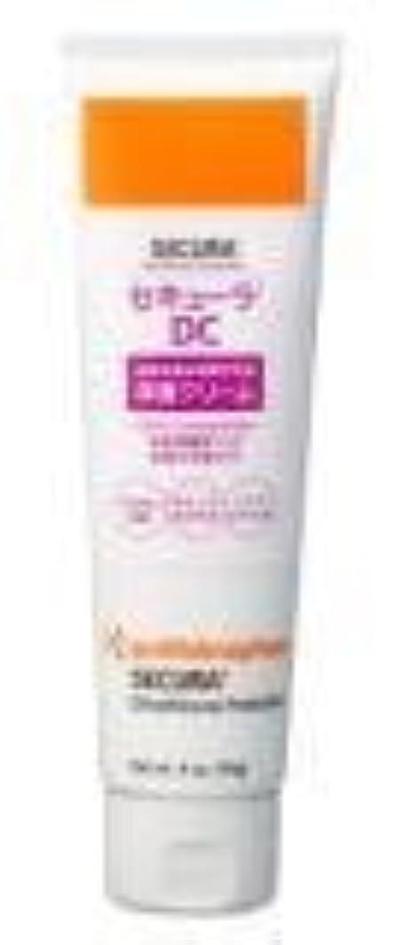 雑草ラップ自明セキューラDC 2本セット 保護保湿クリーム (114gx2) (2)