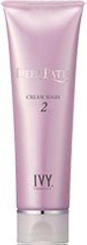 ゆるい氷の配列アイビー化粧品 ディープパス クリームウォッシュ 120g