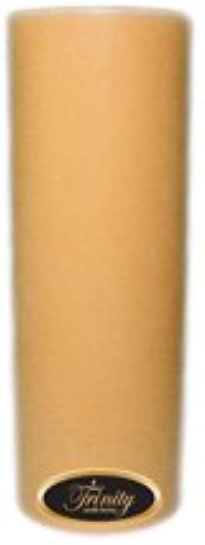 たくさんの詩石灰岩Trinity Candle工場 – サンダルウッド – Pillar Candle – 3 x 9