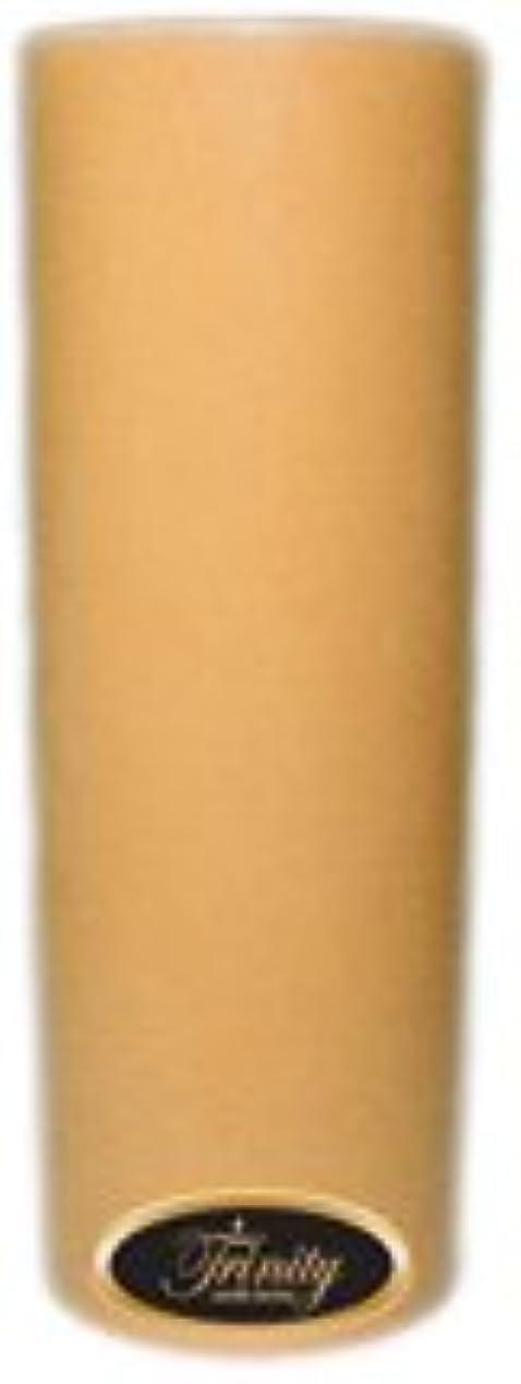 水平連続的密Trinity Candle工場 – サンダルウッド – Pillar Candle – 3 x 9