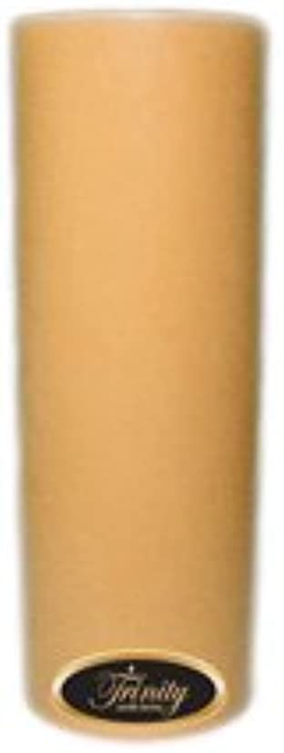 アブセイ手つかずの圧縮するTrinity Candle工場 – サンダルウッド – Pillar Candle – 3 x 9