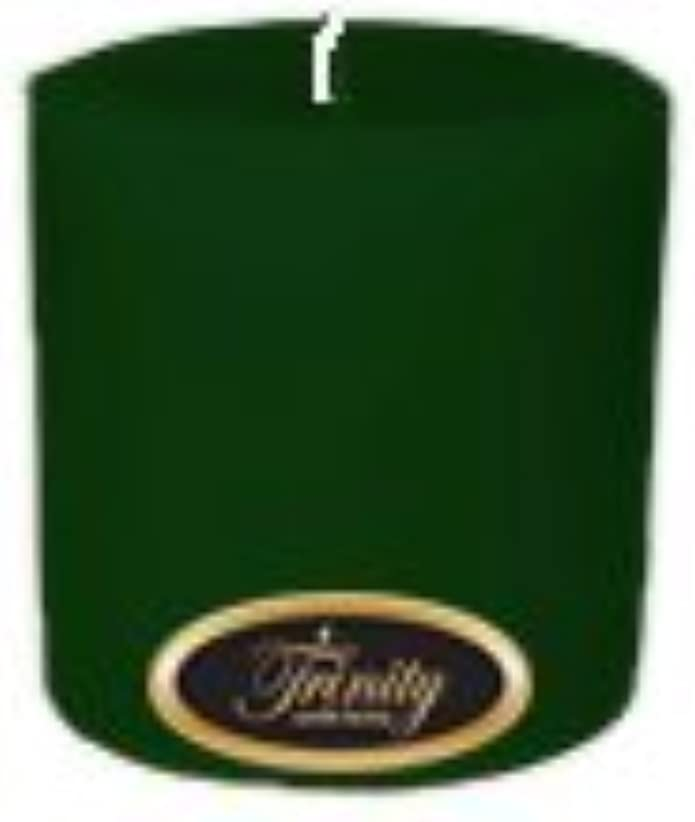 靴登る正確Trinity Candle工場 – Pine – Pillar Candle – 4 x 4