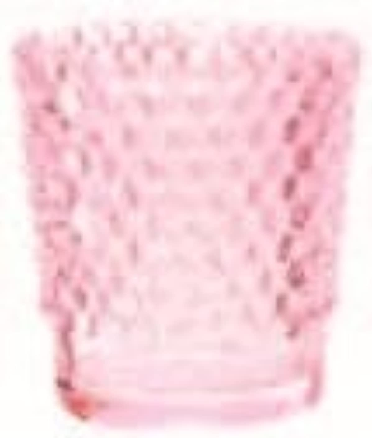 ハウス下着運営カメヤマキャンドル(kameyama candle) ホビネルグラス 「 コーラル 」
