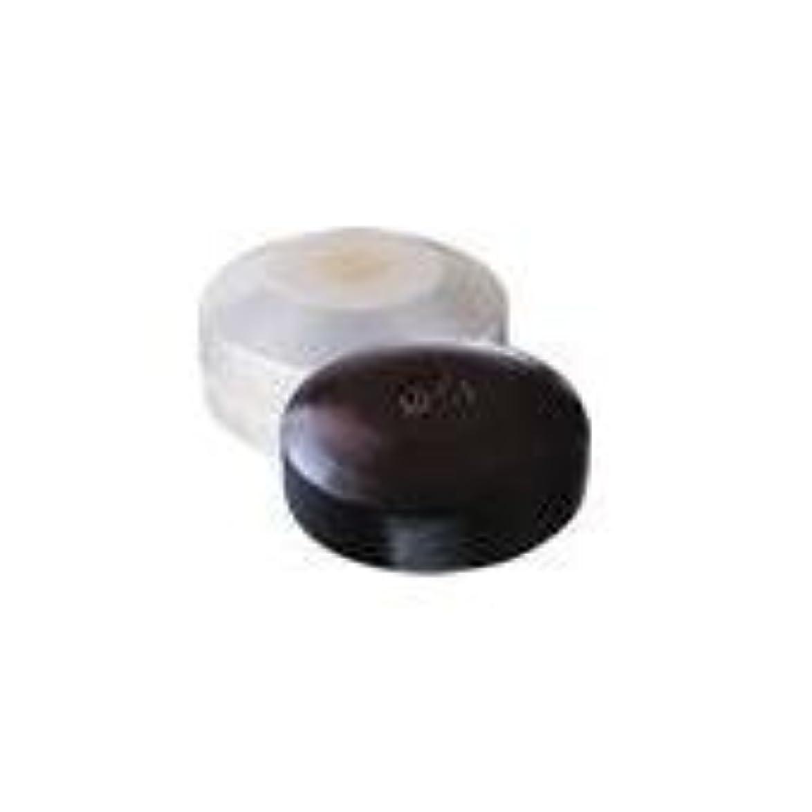欠かせない起こりやすいオーガニックマミヤン アロエ エクセルソープ 120g(ケース付き)<石鹸>