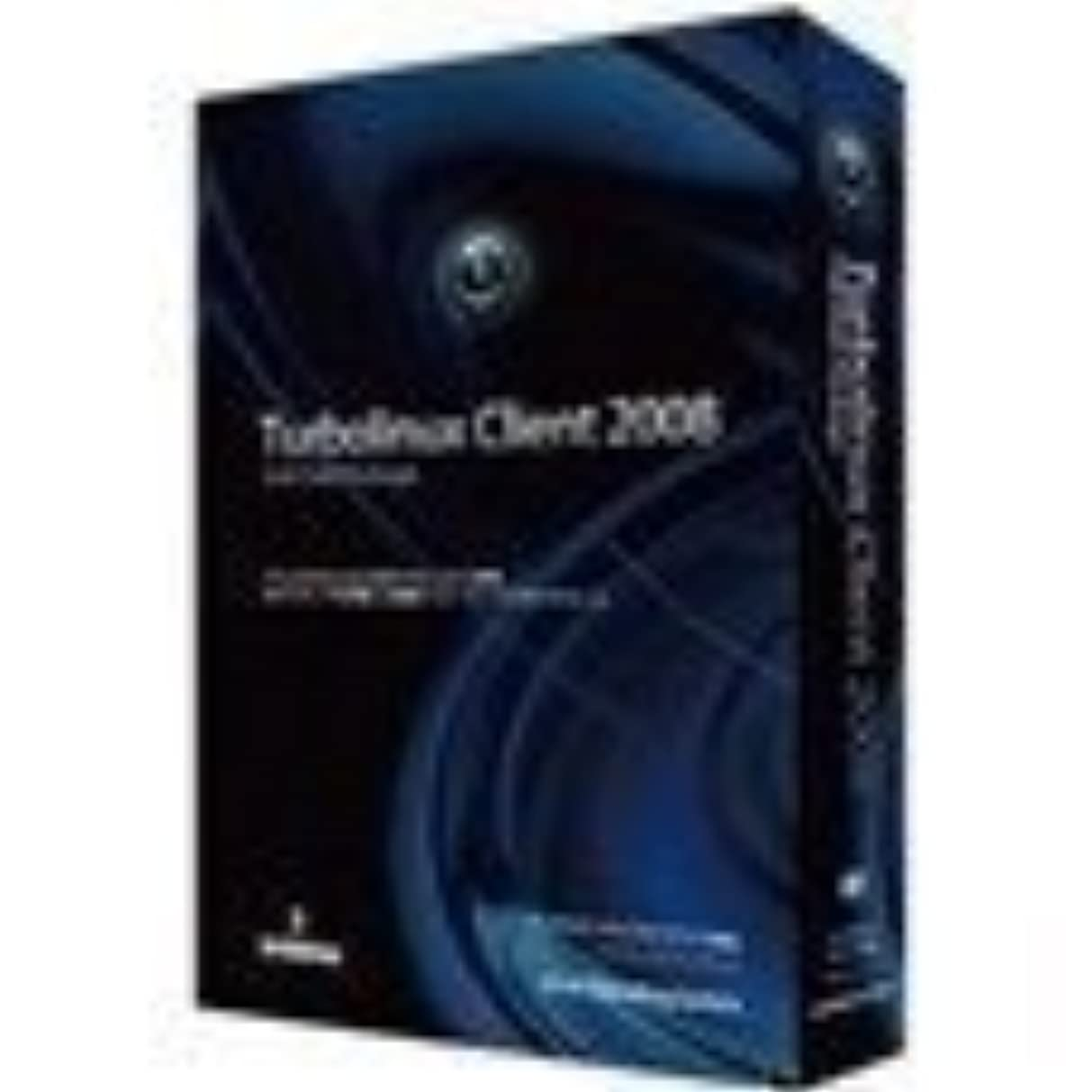 脅威エキゾチックアーチTurbolinux Client 2008 Full Disc Package