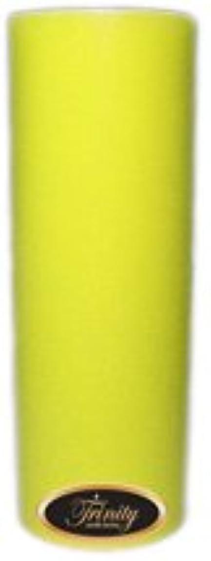 つま先ストロー本物のTrinity Candle工場 – レモングラス – Pillar Candle – 3 x 9