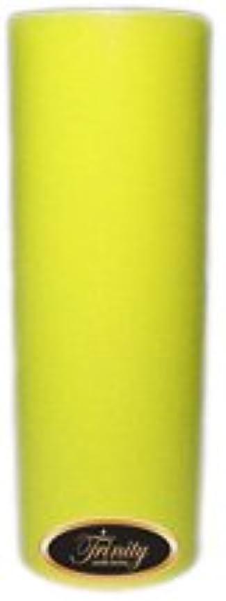 大砲砂絶縁するTrinity Candle工場 – レモングラス – Pillar Candle – 3 x 9