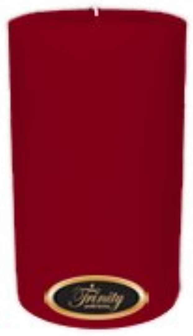 差第三目の前のTrinity Candle工場 – Cinnamon Swirl – Pillar Candle – 4 x 6