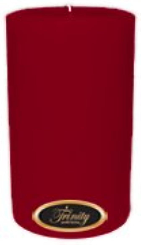紀元前晩餐粘性のTrinity Candle工場 – Cinnamon Swirl – Pillar Candle – 4 x 6