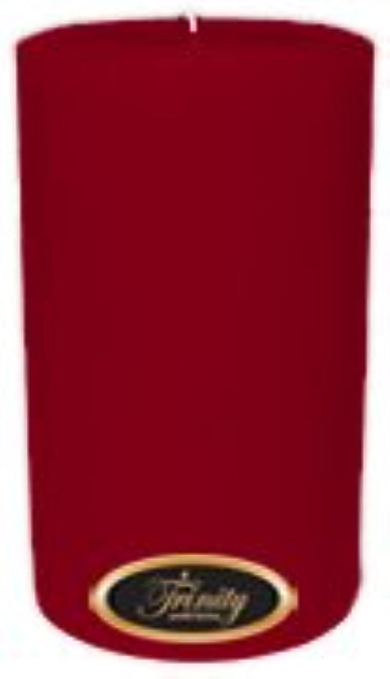 小説家翻訳者地味なTrinity Candle工場 – Cinnamon Swirl – Pillar Candle – 4 x 6