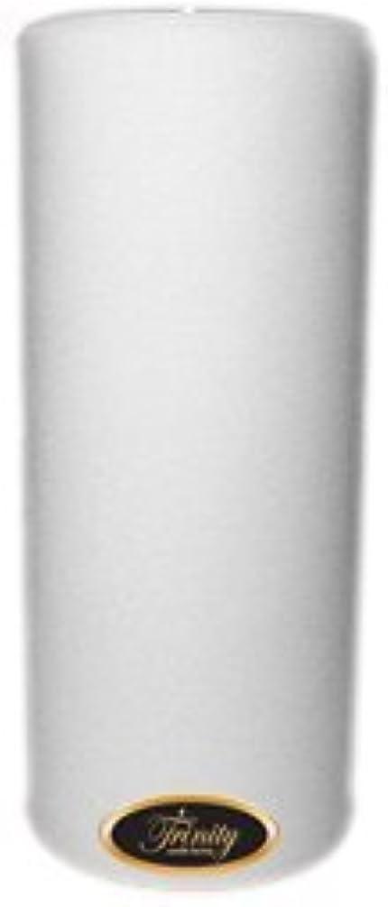加速するグリース施設Trinity Candle工場 – Peppermint – Pillar Candle – 4 x 9