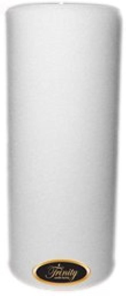 浸食今まで不平を言うTrinity Candle工場 – Peppermint – Pillar Candle – 4 x 9