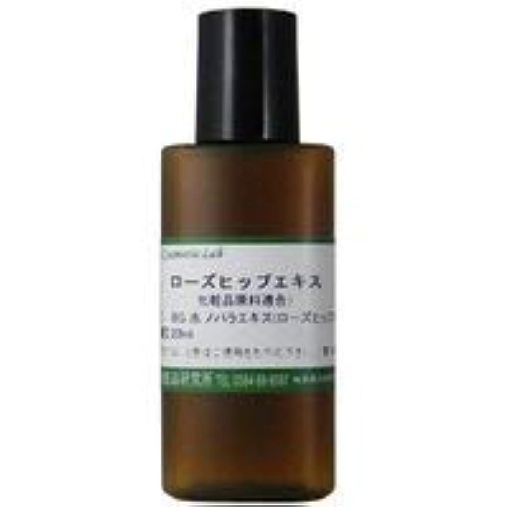 分類一元化する増強ローズヒップエキス 20ml 【手作り化粧品原料】