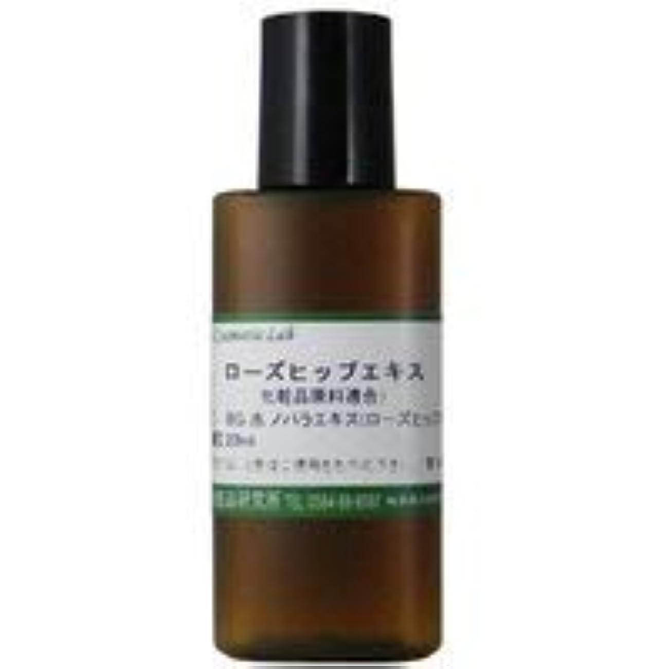 解放悪の蓮ローズヒップエキス 20ml 【手作り化粧品原料】