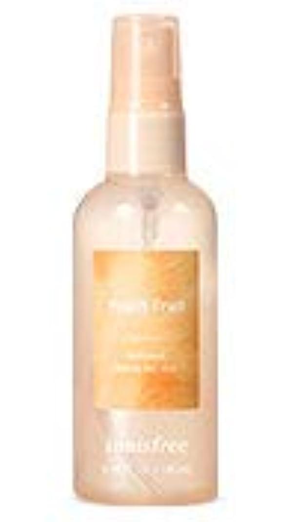 トイレうん櫛[イニスフリー.innisfree]パフュームドボディ&ヘアミスト100mL/ Perfumed Body&Hair Mist (peach fruit)