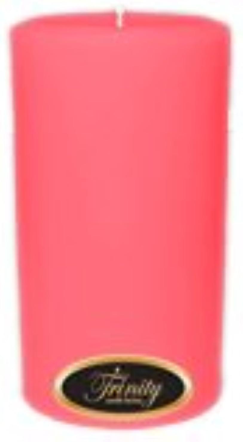 暫定ペイントのスコアTrinity Candle工場 – Sweet Pea – Pillar Candle – 3 x 6
