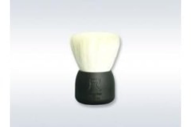 リングバック遊具ブーム瑞穂化粧筆 尺 洗顔ブラシ(黒)/熊野筆