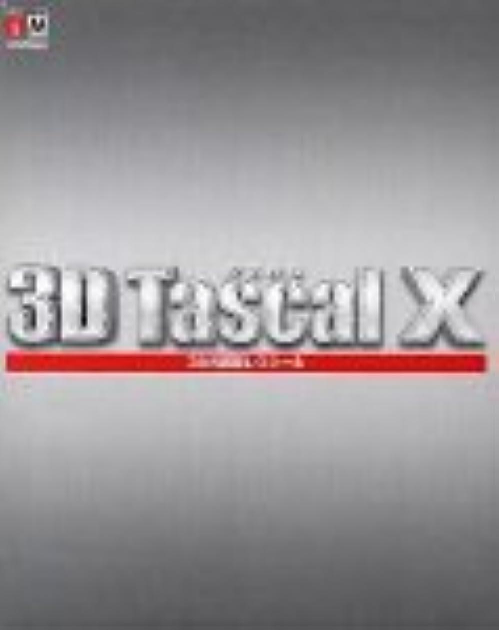 ギャロップシニスデモンストレーション3D Tascal X ベースモジュール