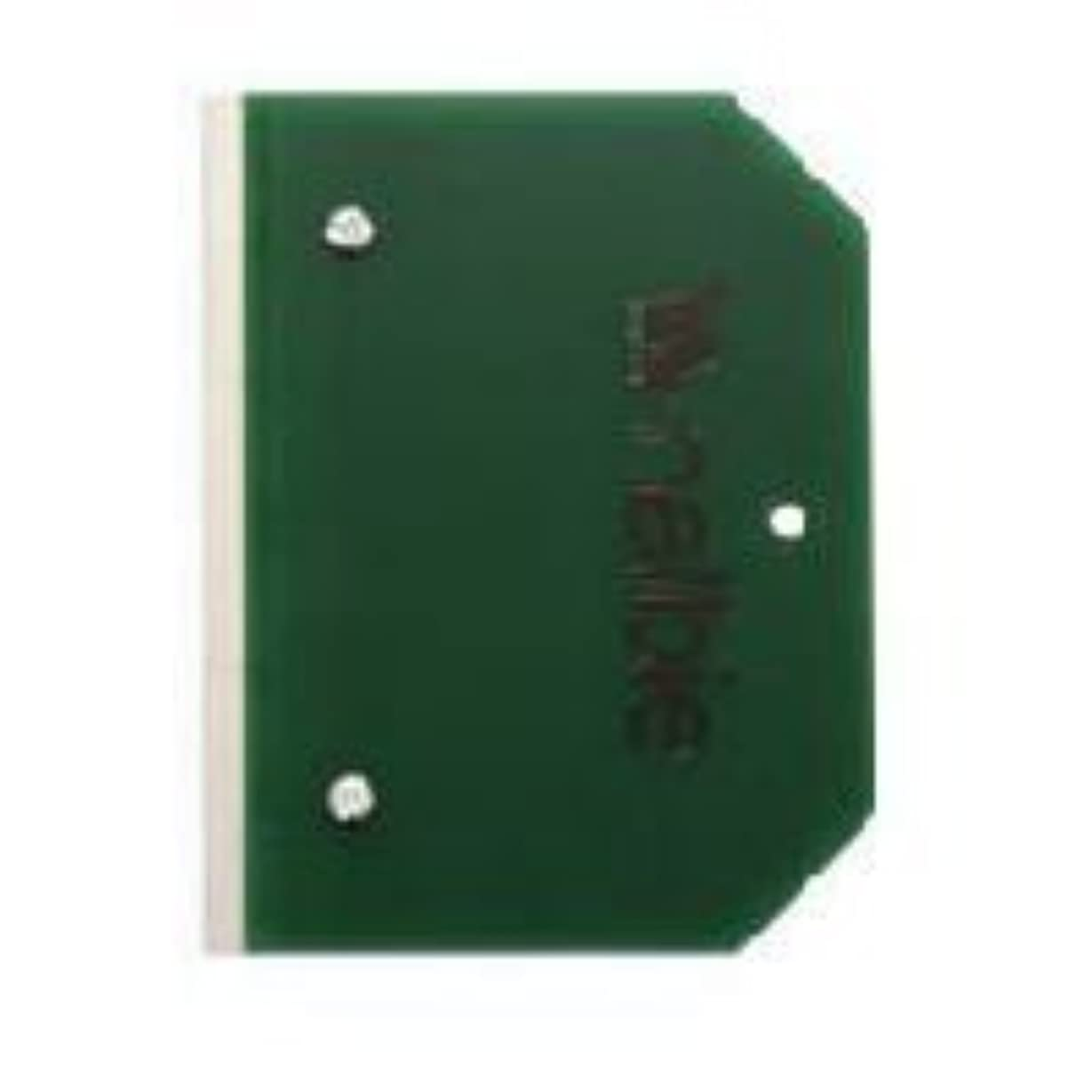 業界調整可能煙突nalbie[ナルビー] カミソリホルダー 3枚刃/セーフティキャップ付 NRB03SC