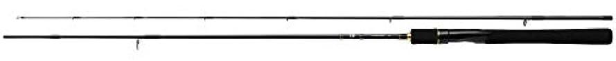 帆後方に危険を冒しますダイワ(Daiwa) メバリングロッドスピニング ルアーニスト 74UL-S 釣り竿