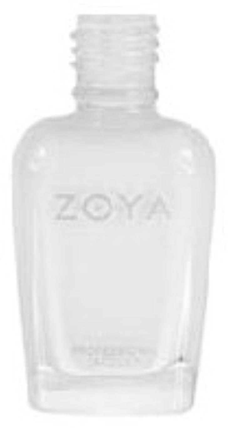蛾日付付きタイト[Zoya] ZP388 ピュリティ (グロスホワイト)[並行輸入品][海外直送品]