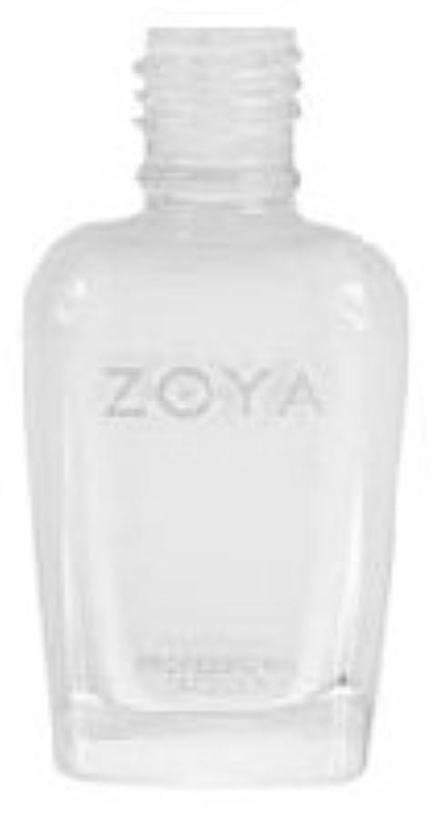 ハリウッドダルセット勉強する[Zoya] ZP388 ピュリティ (グロスホワイト)[並行輸入品][海外直送品]