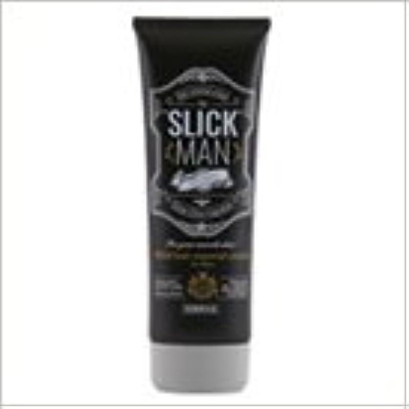 分配しますエキサイティング浸したSLICK MAN スリックマン 男性用除毛クリーム 120g(約1ヶ月分)