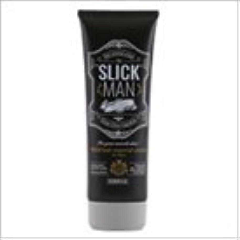 病気絶対に解読するSLICK MAN スリックマン 男性用除毛クリーム 120g(約1ヶ月分)