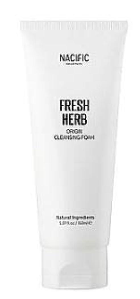 逃すアウター受け入れ[Nacific] Fresh Herb Origin Cleansing Foam 150ml /[ナシフィック] フレッシュ ハーブ オリジン クレンジングフォーム150ml [並行輸入品]