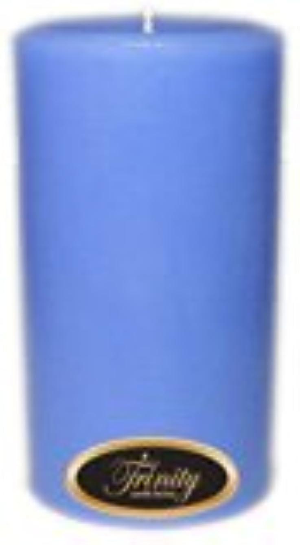 名義で浸漬元に戻すTrinity Candle工場 – ムスク – Pillar Candle – 3 x 6