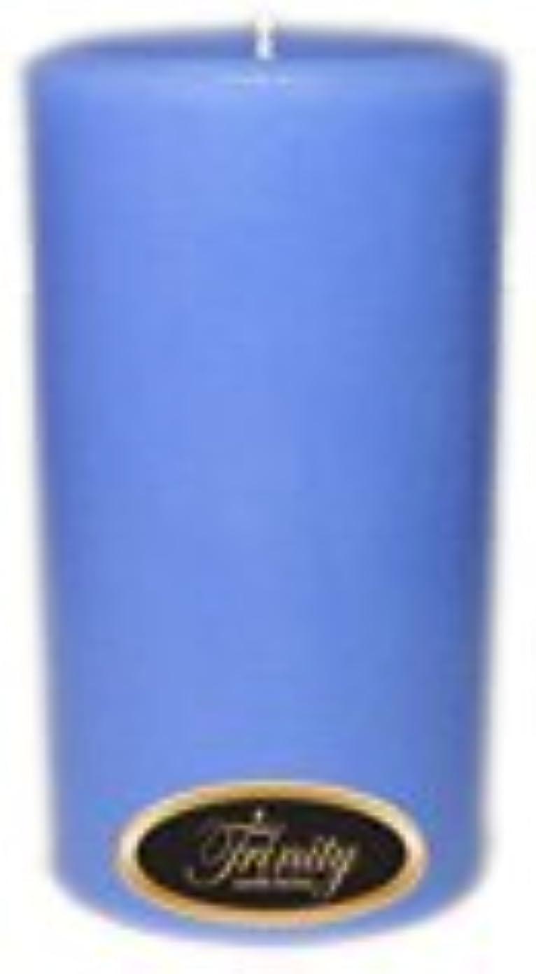 木製ハイキングイブTrinity Candle工場 – ムスク – Pillar Candle – 3 x 6