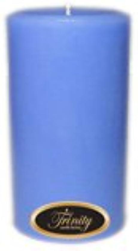 間違いバーゲン受け継ぐTrinity Candle工場 – ムスク – Pillar Candle – 3 x 6