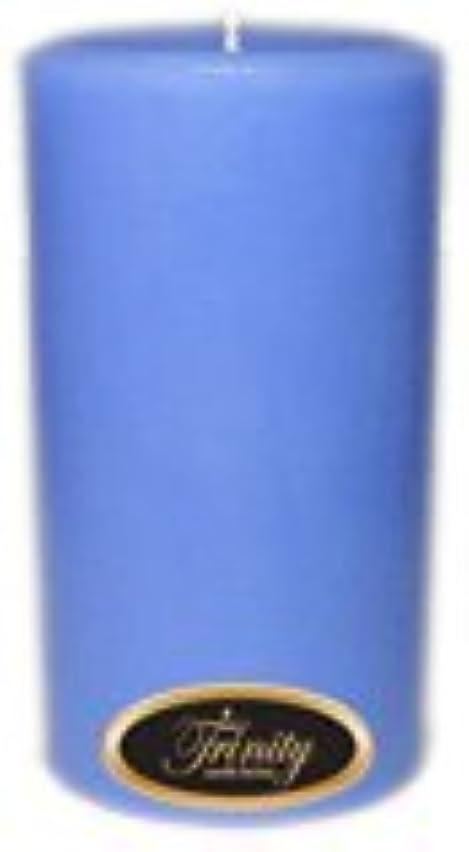ダイアクリティカル木曜日ニッケルTrinity Candle工場 – ムスク – Pillar Candle – 3 x 6