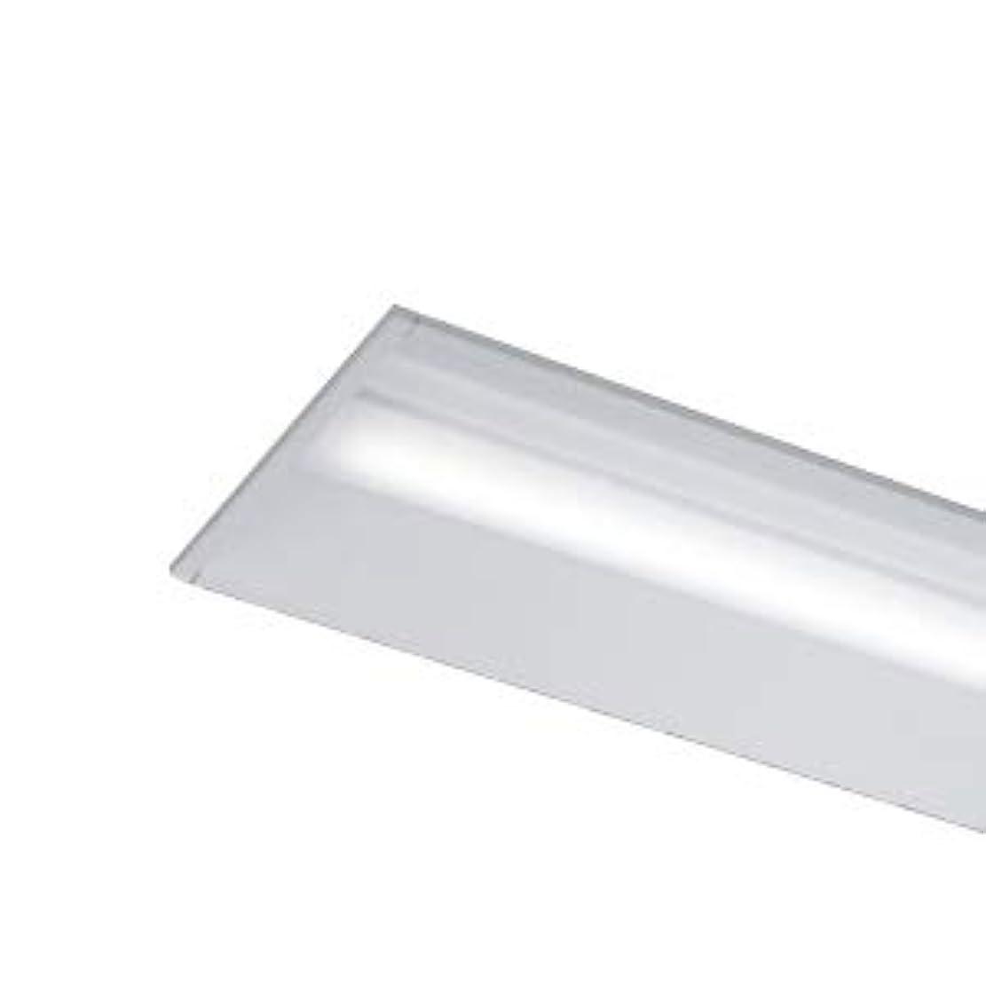 インストールレディ食べる東芝 LEDベースライト TENQOO 専用調光器対応 40タイプ 埋込形下面開放W300 一般5,200lmタイプ Hf32形×2灯 定格出力器具相当 白色 AC100V~242V LEDバー付き LEKR430523WLD9(LEER43002LD9+LEEM40523W01)