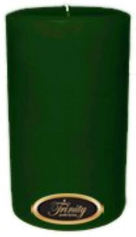 タイト励起物理学者Trinity Candle工場 – Pine – Pillar Candle – 4 x 6