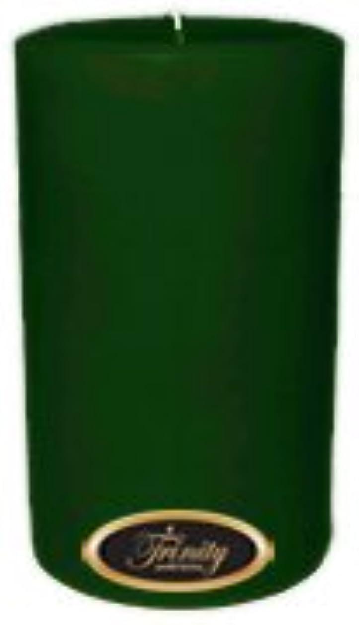 ひそかにパーチナシティ反抗Trinity Candle工場 – Pine – Pillar Candle – 4 x 6