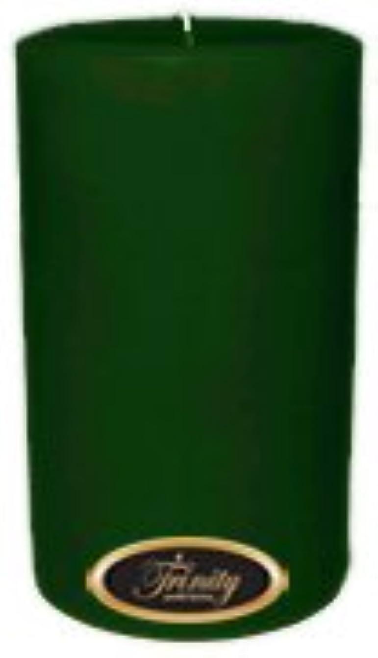 トイレ巻き戻す有利Trinity Candle工場 – Pine – Pillar Candle – 4 x 6