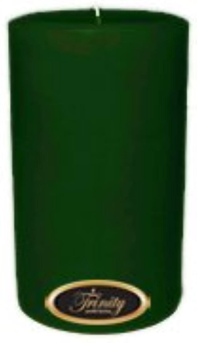 昇る表向き桁Trinity Candle工場 – Pine – Pillar Candle – 4 x 6
