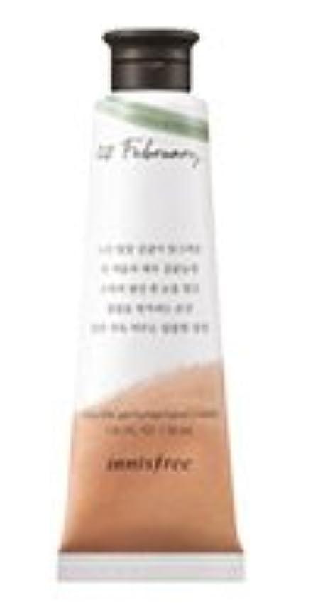 意図する研究騙す[1+1] イニスフリー 済州ライフパフューム ハンドクリーム (2月 柑橘農園) / Innisfree Jeju life Perfumed Hand Cream 30ml [並行輸入品]