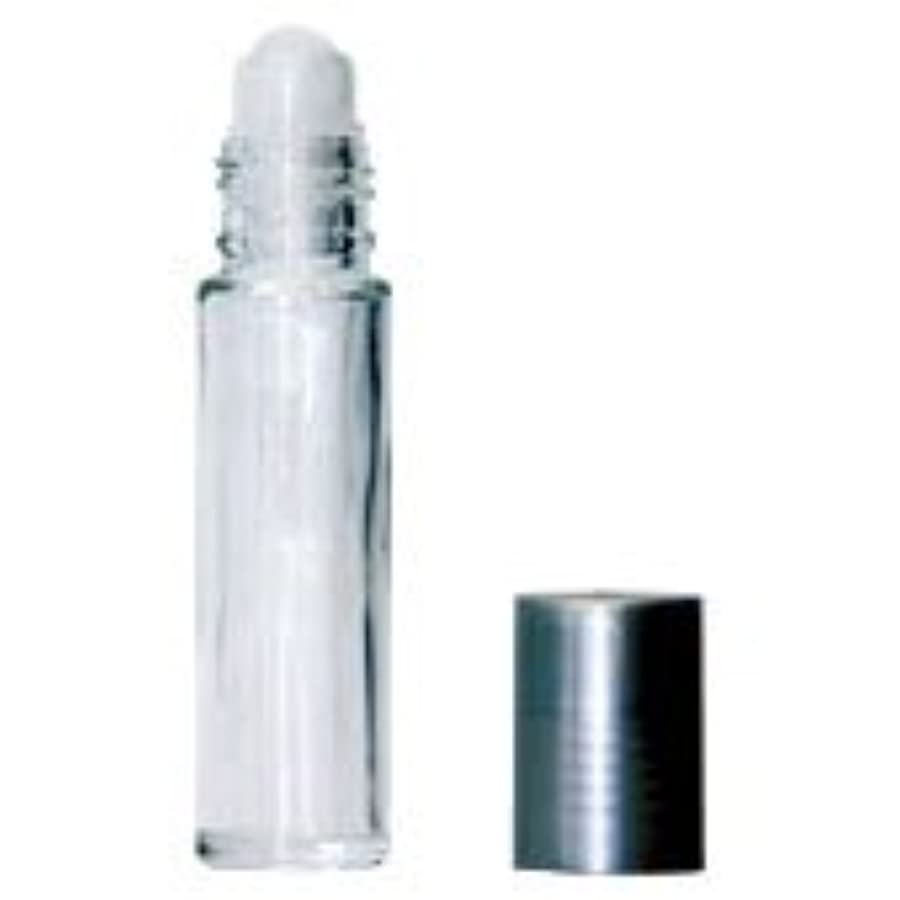 さておきオーバーフロー独立したロールオンボトル シルバーキャップ 10mL×4本セット