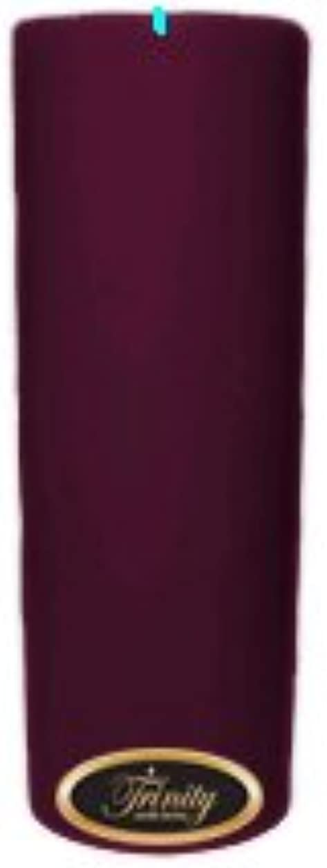 冗談で送るに賛成Trinity Candle工場 – Wisteria – Pillar Candle – 3 x 9