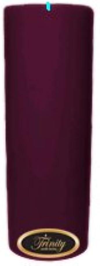 小川エンドテーブルシリングTrinity Candle工場 – Wisteria – Pillar Candle – 3 x 9