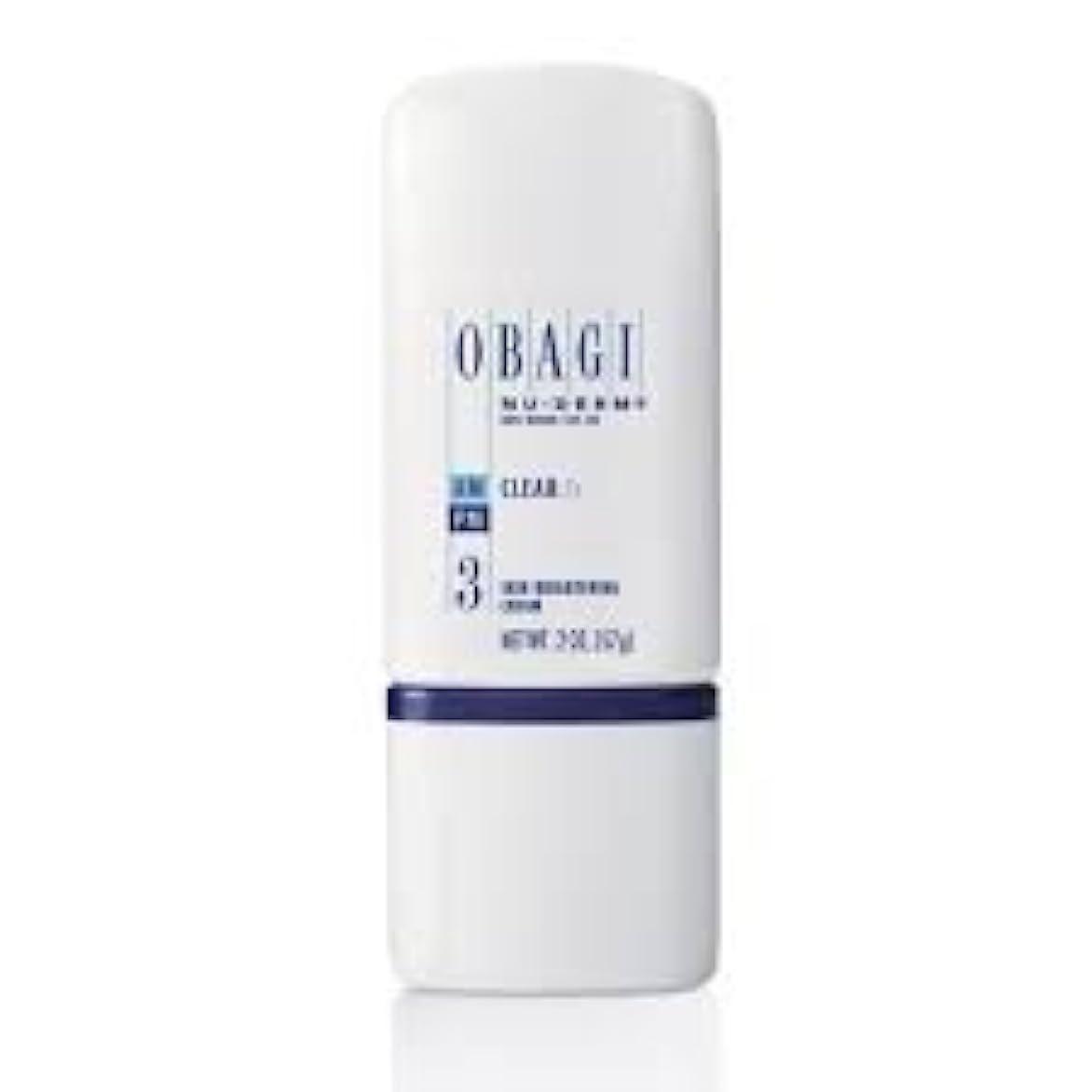 排泄物マインドフル化学者Obagi Nu Derm Clear Fx Skin Brightening Cream 2 oz/57.gオバジクリーム [並行輸入品]