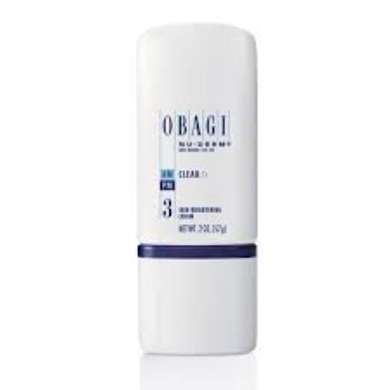 ほのか水銀の料理をするObagi Nu Derm Clear Fx Skin Brightening Cream 2 oz/57.gオバジクリーム [並行輸入品]